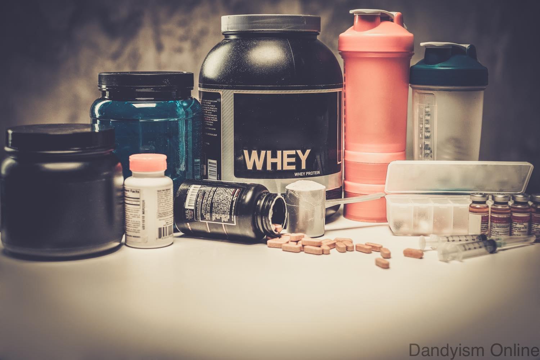 筋トレ効果アップ!オススメのプロテインやサプリメントの種類と摂取タイミングを解説