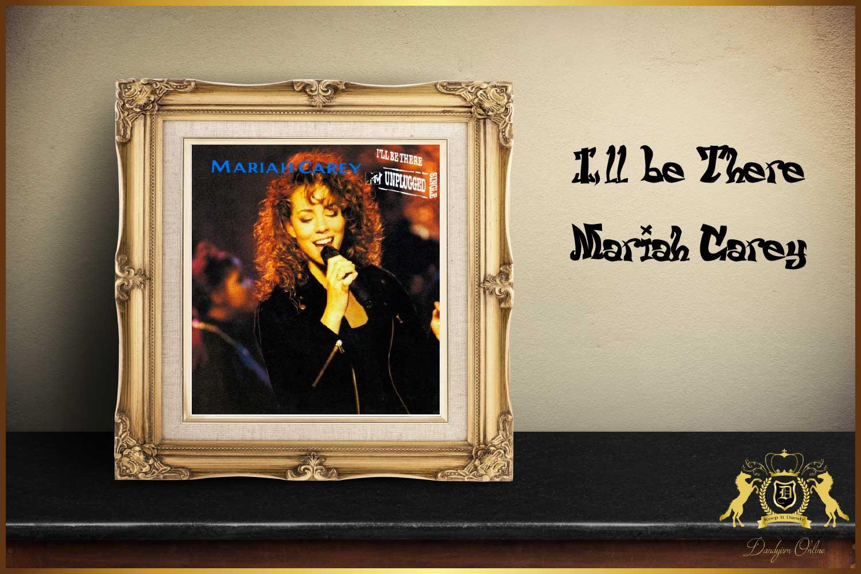 【Jackson 5カバー】Mariah Careyの『I'll Be There』は歌詞も最高なデュエットラブソング