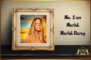 Mariah Carey5年ぶり通算14作目アルバム『Me, I Am Mariah... The Elusive Chanteuse』