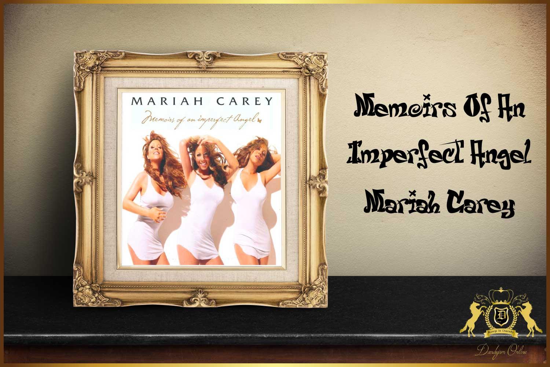 【見事な構成】Mariah Careyの12thアルバム『Memoirs Of An Imperfect Angel』はアルバム1枚で1つの物語に!