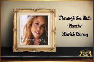 JoeとKelly Priceも援護射撃!Mariah Careyの名曲『Through The Rain』のリミックス