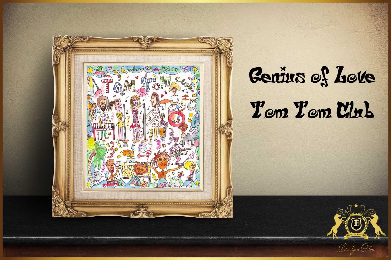 80年代ニューウェーブクラシック!数々の名曲の元ネタにもなったTom Tom Clubの『Genius of Love』