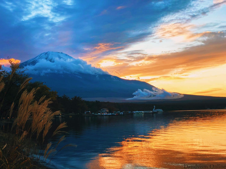 2019年10月25日(金)~11月10日(日)山中湖「夕焼けの渚・紅葉祭り2019」